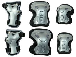 HUDORA Hornet PROTECTORS M for bike rollers 83188
