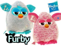 Hasbro's new mega-popular FURBY pillows ZA0411