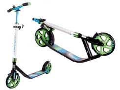 Hudora big Scooter CLVR 215 100kg 14823 wheels
