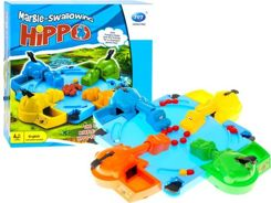 Hungry Hippos Game Cheerful family GR0145