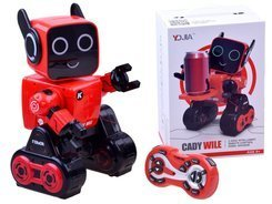 Intelligent ROBOT CADY WILE Piggy bank RC0445