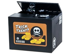 Interactive HALLOWEEN HARVESTER for coins ZA2059