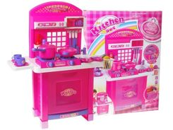 KITCHEN FOR CHILDREN WITH SOUND ZA0693