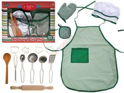 Kit Chef Apron Cookery HAT ZA1569