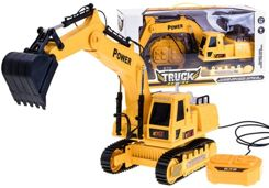 Large controlled excavator light sound RC0111