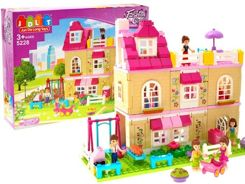Large set BLOCKS 185 ele Villa Dreams ZA1680