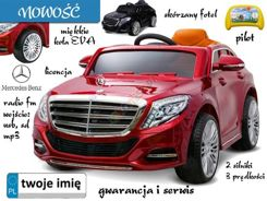 MERCEDES S CLASS Auto for 2.4GHz remote control PA0146