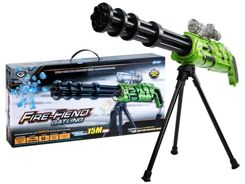 MINIGUN machine gun for ZA2070 gel balls