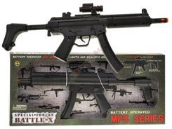 MP5 submachine gun + laser sight ZA0904