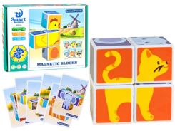 Magnetic BLOCKS magic cube pictures ZA2357