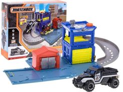 Matchbox TOR + POLICE kit bank attack ZA2256