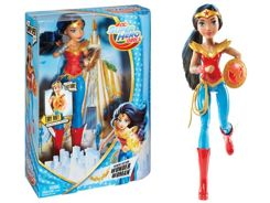 Mattel Superhero Wonder Women doll with superpowers ZA2733