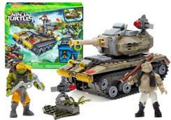 Mega Blocks 273el tank turtles Ninja ZA2262