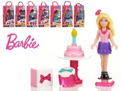 Mega Bloks BARBIE DOLL fit pads ZA1891