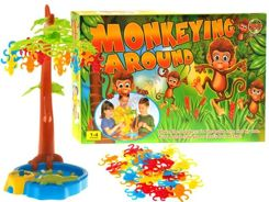 Monkey Antics family arcade game GR0142