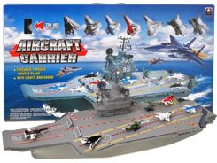 New HUGE aircraft carrier with planes RC0150