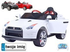 New Lisenced Nissan GTR R35  RC Ride on car PA0136