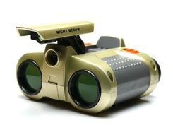 Night vision binoculars to spy toy ES0010