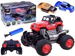 Off-road car OFF ROAD 4x4 Amphibian 2.4GHZ RC0454