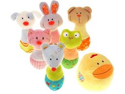 Plush Bowling fun game for little ones ZA0858
