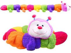 Plush caterpillar Mascot ZA2692