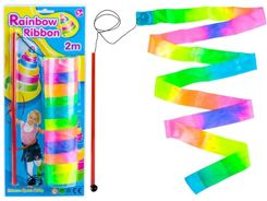 Rainbow scarf ribbon gymnast ZA2121