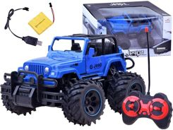 Remote controlled Auto off-road + remote control RC0446