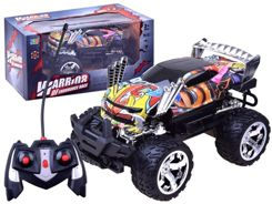 Remote controlled CAR Monster Truck pilot RC0438