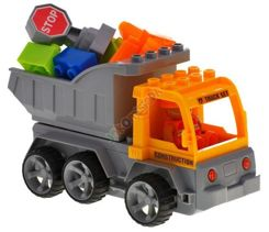 Remote-controlled cars and construction tipper RC0070