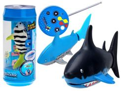 Remote-controlled shark can in the SWITCHBOX RC0072