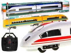 Remotely controlled train r / c on the remote control RC0337