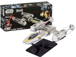 Revell Model Star Wars Y-Wing Fighter 1:72 06699 RV0014