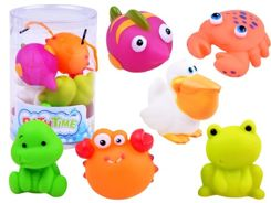 Rubber SEA WATER ANIMAL bath ZA2138