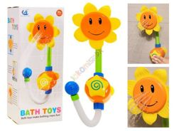 SUNFLOWER shower bath toy ZA1952