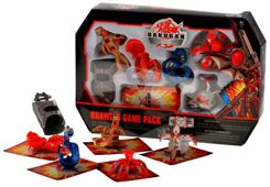 Set Bakugan Brawler Game 5 in 1 ZA0213