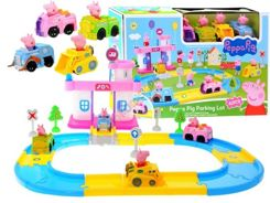 Set QUEUE hospital figures Peppa Pig ZA1460