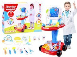Set of doctor MEDICAL CASE FOR CHILD ZA2155