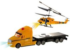 Set tow truck + HELICOPTER RC0053
