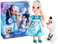 Singing Doll ELSA + Olaf from Ice Land ZA2137