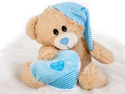 Sleepy Bear Plush with pillows to Tulani ZA0878