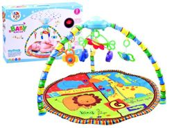 Soft educational mat carousel projector ZA2562