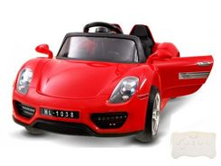 Sports car SPYDER 918 pilot 2.4Ghz PA0133