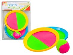 Sports game CATCHBALL 2 x Shield + SP0392 ball
