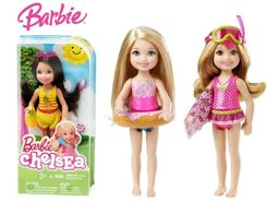 Summer Barbie doll Chelsea ZA1878