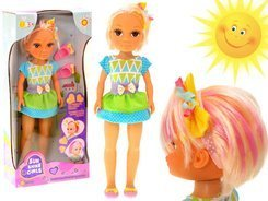 Sunshine doll changing hair color ZA1450