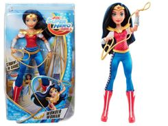 Superbattresses of Hero Girls' dolls Mattel ZA2732