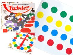 TWISTER game GR0237