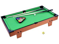 Table Billiards a social game for children GR0327