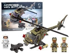 Technical BLOCKS 621 HELICOPTER military ele ZA2362