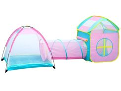 Tent with tunnel ZA2166